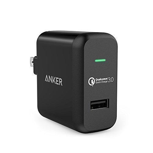 Sạc Anker siêu nhanh 18W USB Quick Charge 3.0 - Cục sạc Anker Quick Charge 3.0 PowerPort+1