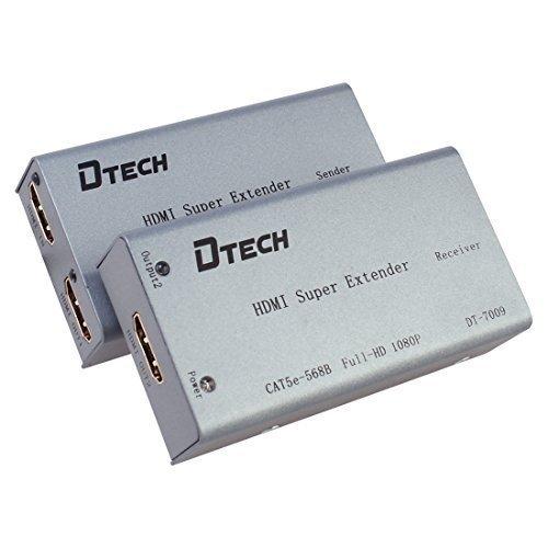 Bộ Chuyển HDMI to Lan 60m