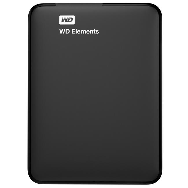 HDD WD Elements 1TB - Ổ cứng di động WD 1TB - Ổ cứng gắn ngoài western 1TB