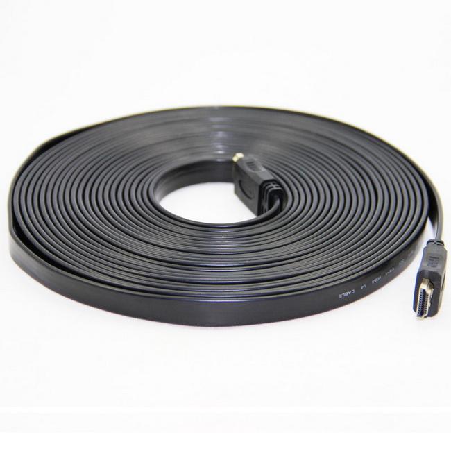 Cáp HDMI v1.4 dẹt - 1.5m 3m 5m 10m 15m 20m chất lượng tốt giá rẻ nhất