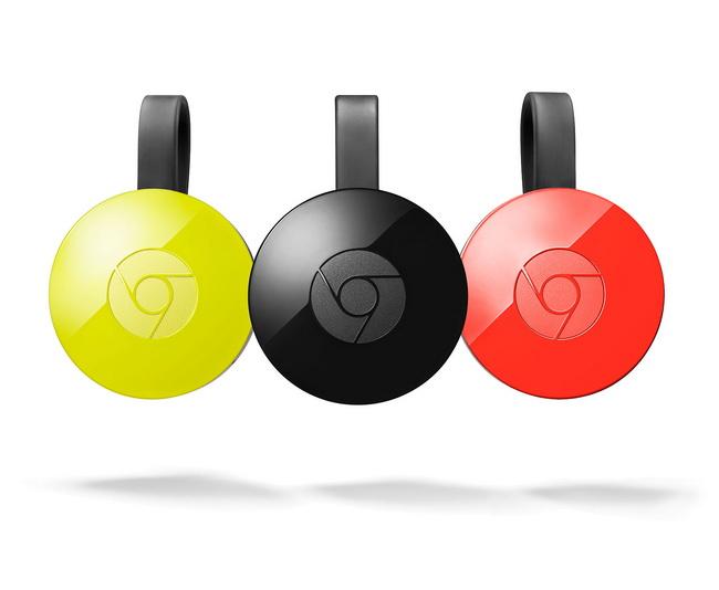 Google Chromecast 2 - Thiết bị kết nối không dây điện thoại máy tính với tivi
