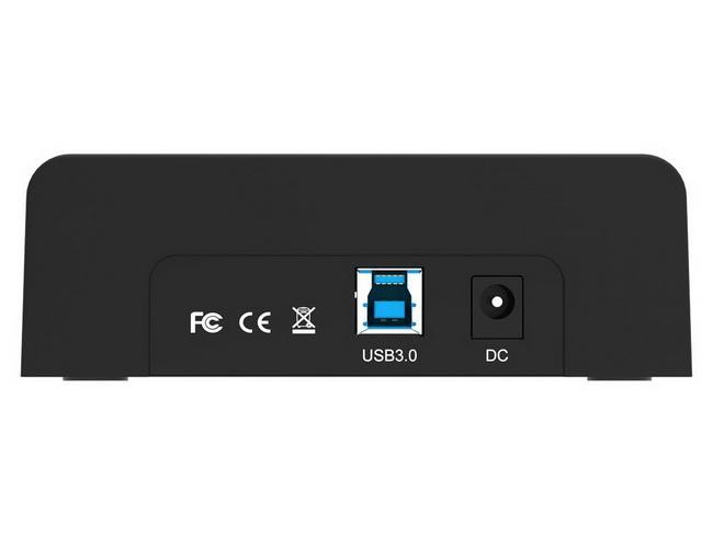 HDD Dock Orico 6518US3 - HDD Dock gắn ổ cứng gắn trong 2.5'' và 3.5''