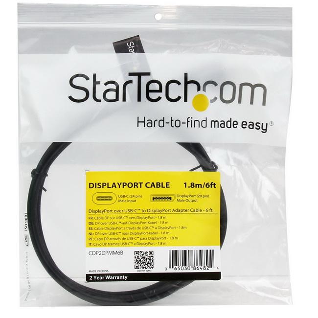 Cáp chuyển USB-C sang DisplayPort giá rẻ