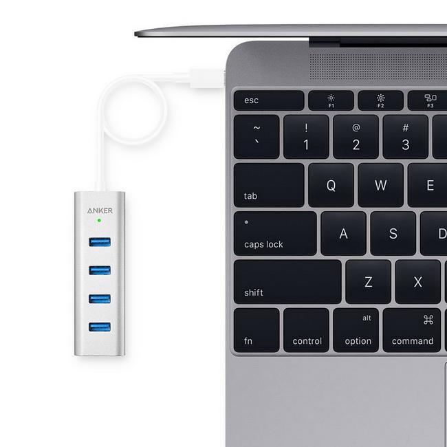 Cáp kết nối chuyển cổng USB-c ra usb 3.0 cho máy tính