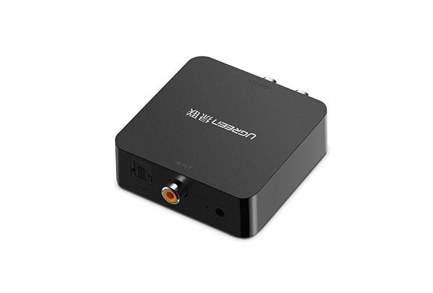 Bộ chuyển âm thanh Optical to AV Ugreen - Digital to Analog Audio Converter - Digital sang AV R/L