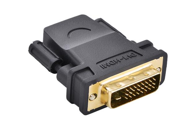 Đầu chuyển DVI to HDMI - DVI 24+1 to HDMI Ugreen chính hãng giá rẻ nhất