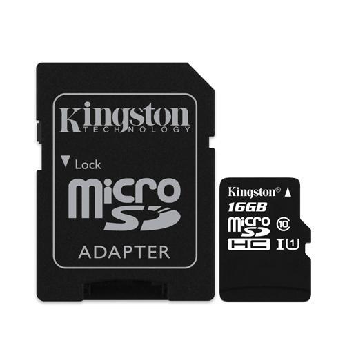 Thẻ Micro SD 16G 32G 64G - Thẻ nhớ Kingston Micro SD 16G 32G 64GB Class 10 chính hãng giá rẻ