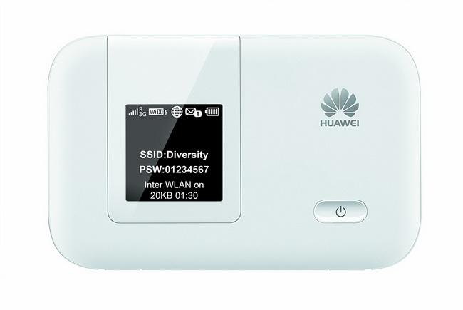 Bộ phát Wifi 4G Huawei - Wifi 4G N150 Mobile LTE Huawei E5372s-32 chính hãng giá rẻ