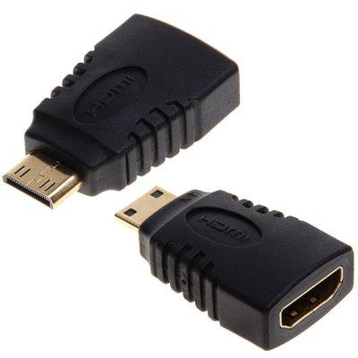 Kết quả hình ảnh cho Cáp Mini HDMI -> VGA Unitek (Y - 5311)